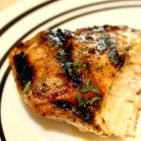 Honey-Herb Grilled Chicken