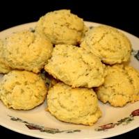 Grain-free Rosemary Biscuits - Paleo, Gluten-free