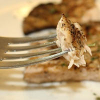 Grilled Herb Salmon