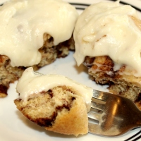 Whole Wheat Cinnamon Rolls - with a picture tutorial