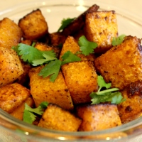 Chili-spiced Butternut Squash