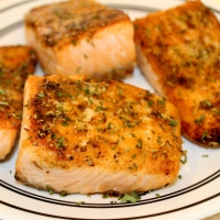 Zesty Herb Salmon