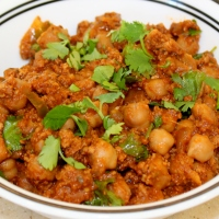 Indian-Spiced Chili in the Slow Cooker