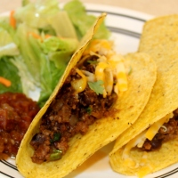 Slow Cooker Taco Meat - no browning required!